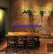 Ban ghe cafe MANGO 1